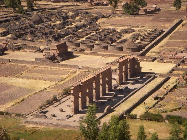 Qual foi o Yachaywasi dos incas? 1