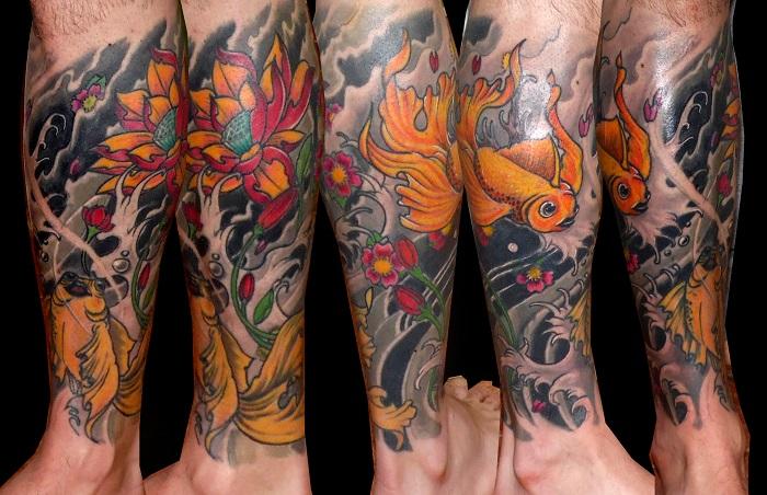 Os 15 tipos de tatuagens (de acordo com seu estilo e características) 12