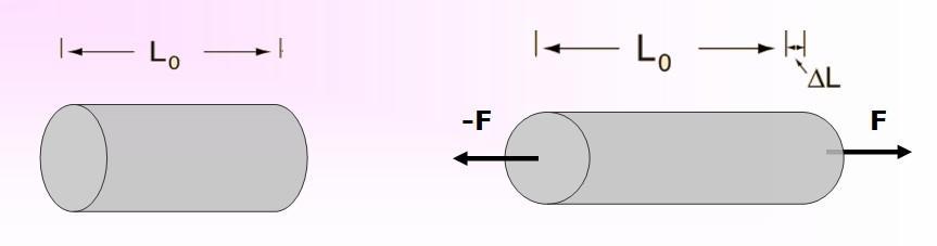 Módulo de Young: cálculo, aplicações, exemplos, exercícios 3