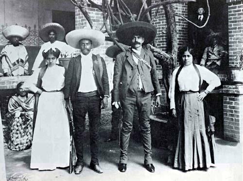 Revolução Mexicana: causas, etapas, consequências 9