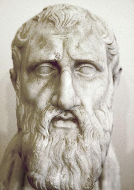 Os 30 filósofos pré-democráticos mais importantes e suas idéias 9