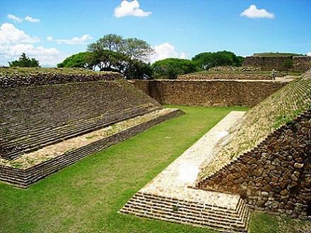As 5 áreas arqueológicas mais populares de Oaxaca 1