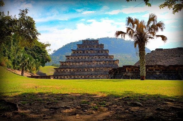 As 5 áreas arqueológicas mais importantes de Veracruz 1