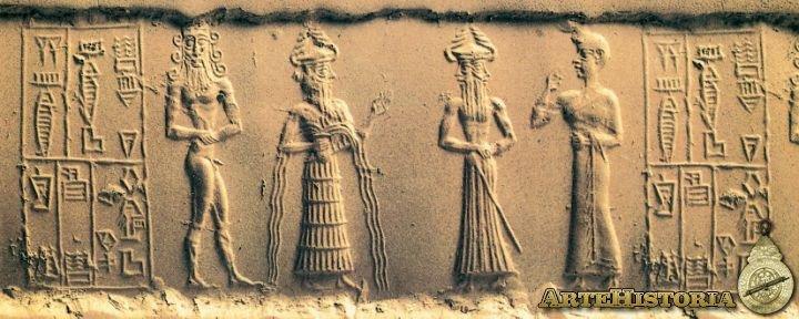 As culturas mais importantes da antiga Mesopotâmia 3