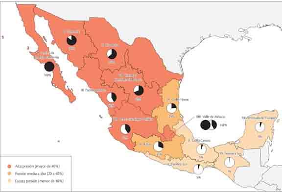 Quais são os recursos naturais do México? 3