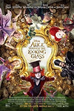 As 50 melhores frases de Alice através do espelho 1