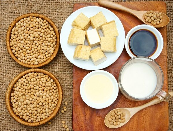 30 alimentos ricos em estrógenos naturais 1