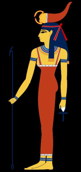 As 20 principais deusas egípcias (nomes mitológicos) 2