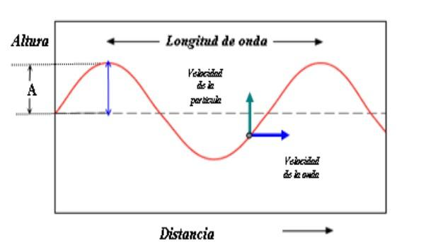 Comprimento de onda: características, fórmulas e exercício 2
