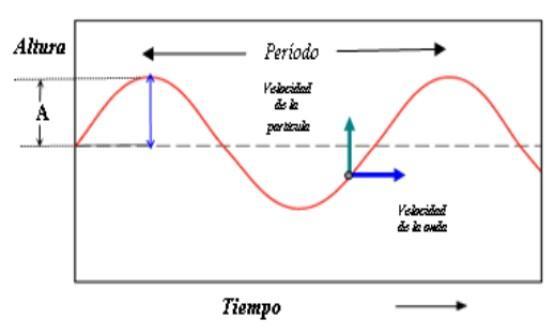 Comprimento de onda: características, fórmulas e exercício 3