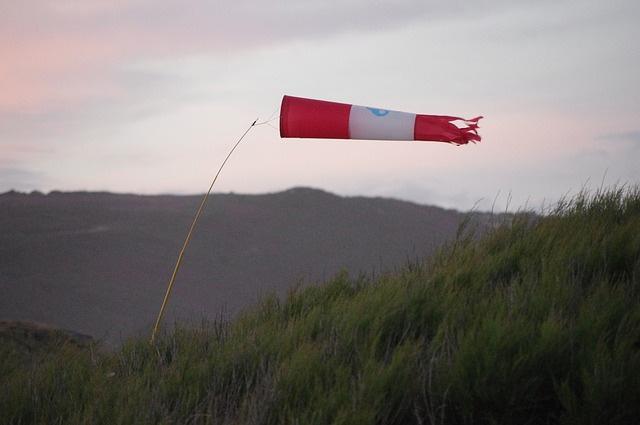 O que é um Anemoscope ou Windsock? 1