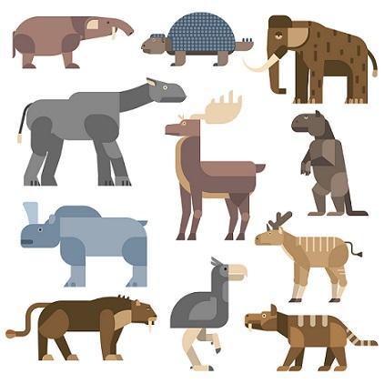 71 animais extintos em todo o mundo (e causas) 1
