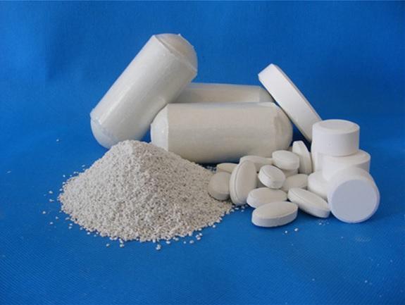 Hipoclorito de cálcio (Ca (ClO) 2): fórmula, propriedades, usos 2