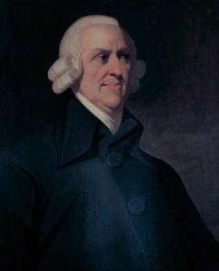 Adam Smith: Biografia, Teoria, Contribuições 1