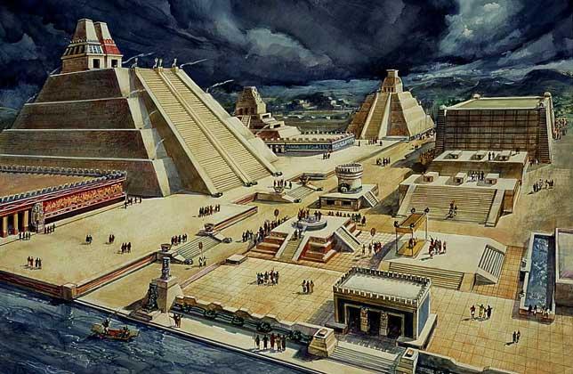 Quanto tempo os conquistadores levaram para subjugar os Mexicas 3