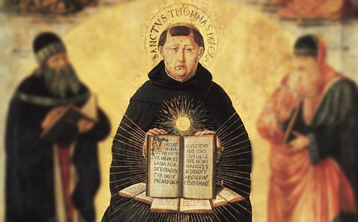 Santo Tomás de Aquino: Biografia, Filosofia, Contribuições 1