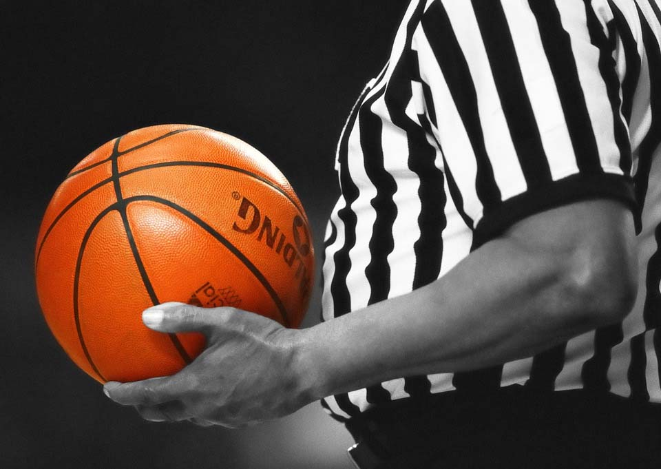 Regras básicas de basquete 4