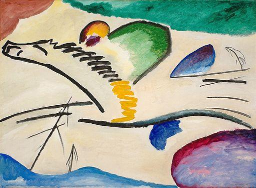 Arte abstrata: história, características, pintura 2