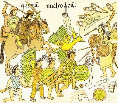 Quanto tempo os conquistadores levaram para subjugar os Mexicas 1