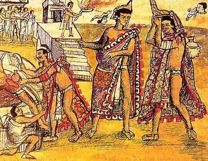 Direito Asteca: Sistema de Justiça, Direito Penal, Crimes 1