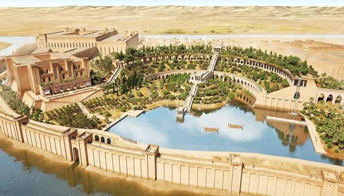 As culturas mais importantes da antiga Mesopotâmia 4