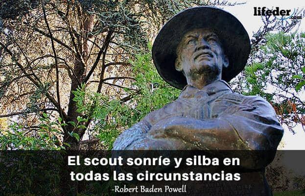 As 100 melhores frases de Robert Baden-Powell 2
