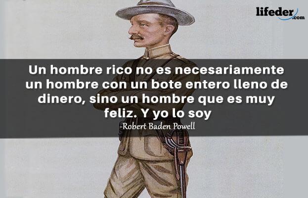 As 100 melhores frases de Robert Baden-Powell 11