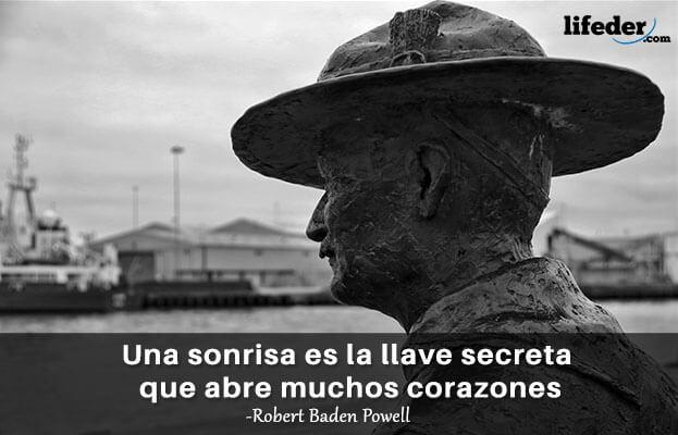 As 100 melhores frases de Robert Baden-Powell 14
