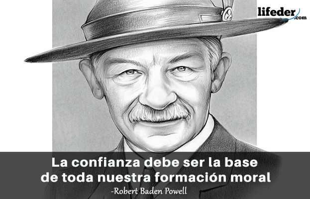 As 100 melhores frases de Robert Baden-Powell 5