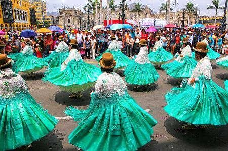12 Danças da Serra do Perú e suas Características