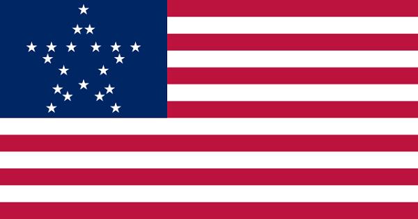 Bandeira dos Estados Unidos: história e significado 9