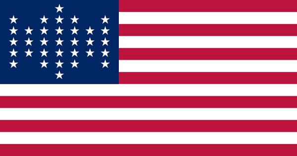 Bandeira dos Estados Unidos: história e significado 12