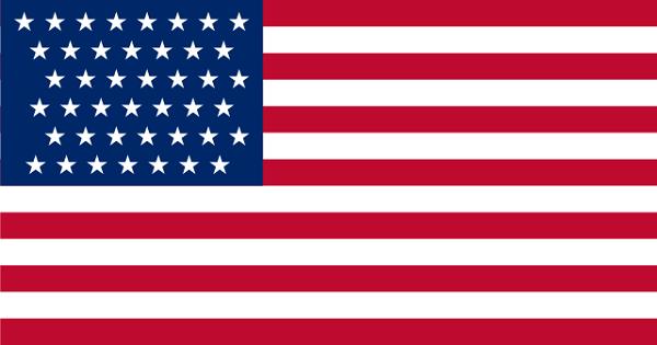 Bandeira dos Estados Unidos: história e significado 15