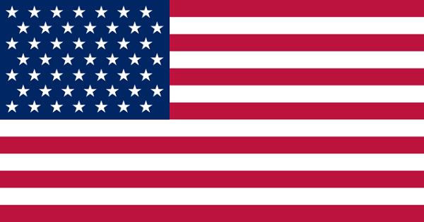 Bandeira dos Estados Unidos: história e significado 17