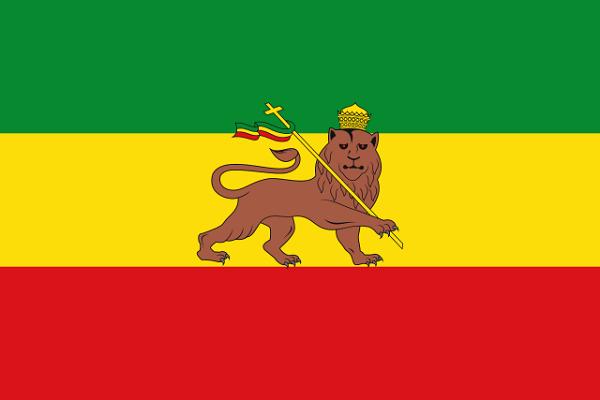 Bandeira da Etiópia: história e significado 6