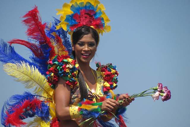 Quais são os distritos da Colômbia? 3