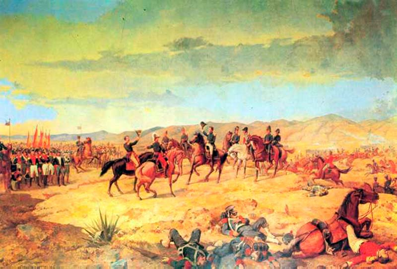 A corrente libertadora do norte e as principais batalhas 3