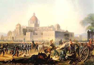 Batalha de Churubusco: Antecedentes, Causas, Consequências 1