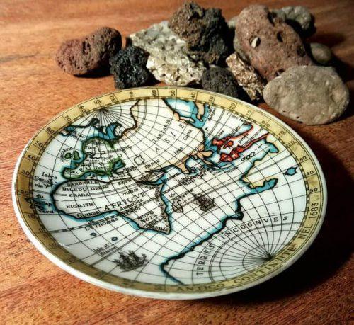 O que é uma representação cartográfica? 1