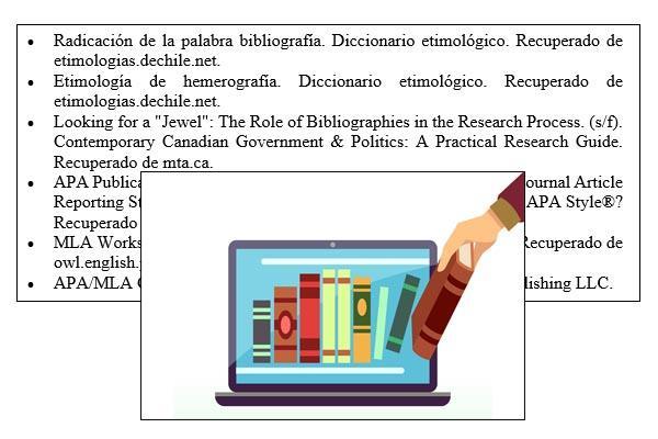O que é uma bibliohemerografia? 1