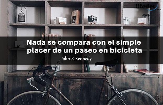 55 frases grandes de bicicleta 4