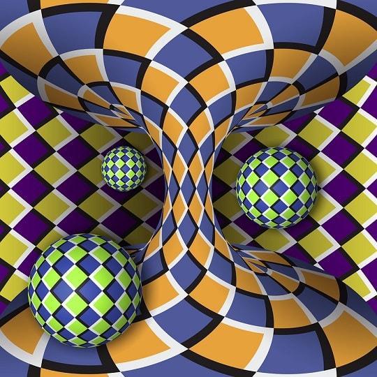 50 ilusões ópticas surpreendentes para crianças e adultos 15