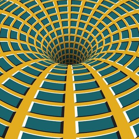 50 ilusões ópticas surpreendentes para crianças e adultos 18