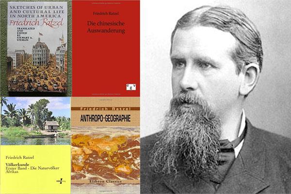 Friedrich Ratzel: Biografia, Tese e Trabalho 1