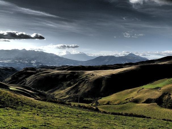 Os 4 biomas do Equador e suas características 1