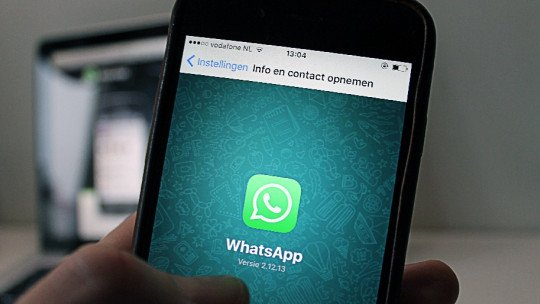 Como excluir uma mensagem do WhatsApp que você enviou 1