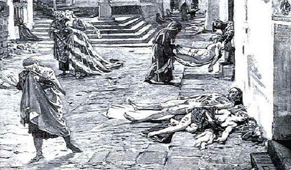 As 15 piores epidemias da história 4