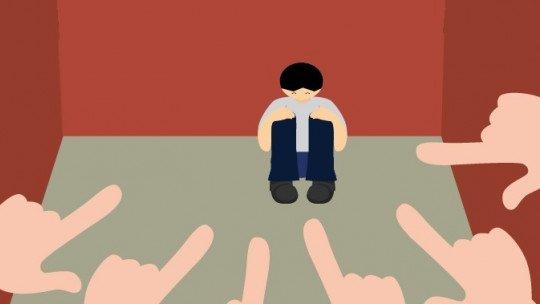 Os 5 tipos de bullying ou bullying 1