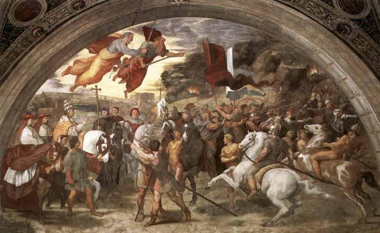 10 Causas da Queda do Império Romano 1