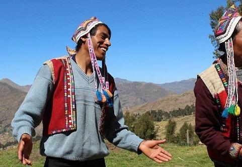 Roupa da Serra do Perú: roupas comuns 4